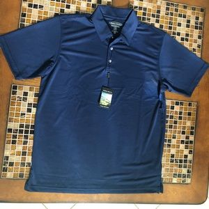 Pebble Beach Polo Shirt Large NWT